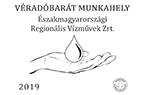 Véradóbarát Munkahely logo