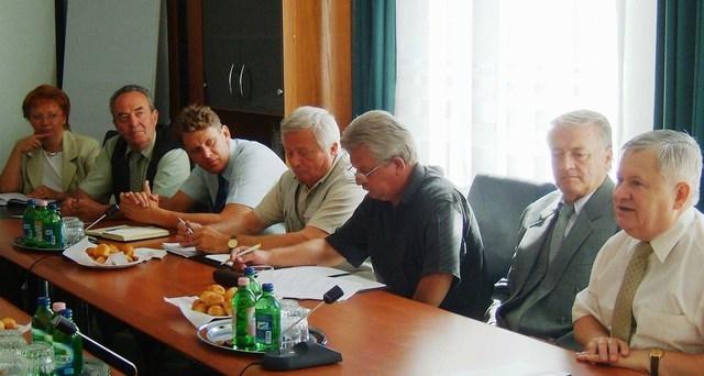 Rakaca-tavi Intéző Bizottság ülése