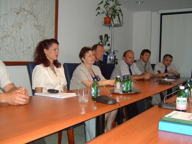 Magyar Nemzeti Minőség Díj Helyszíni Szemle 2006.