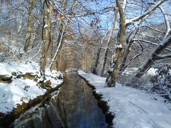 Szilvásvárad télen
