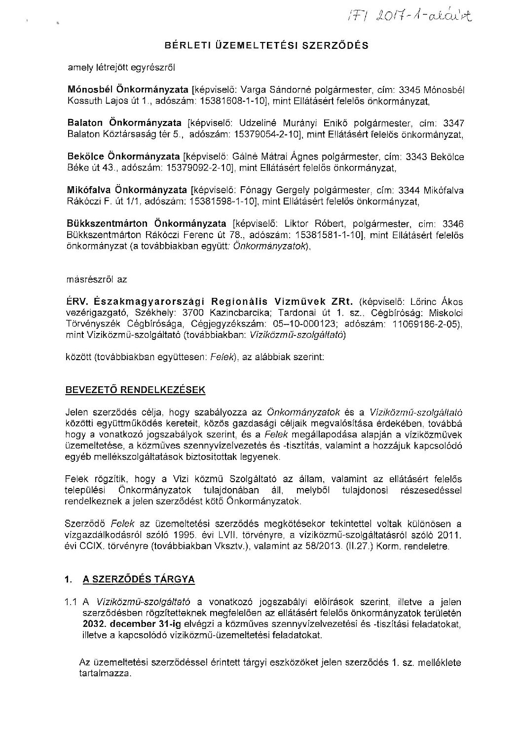 Mónosbél, Balaton, Bekölce, Mikófalva, Bükkszentmárton