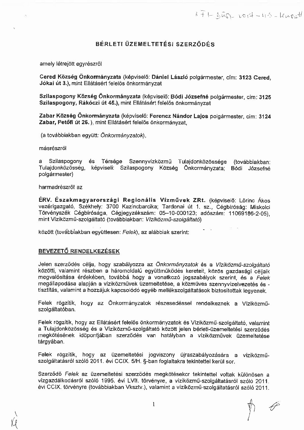 Szilaspogony és társult települések szennyvízrendszer (SZ-6-B-1)