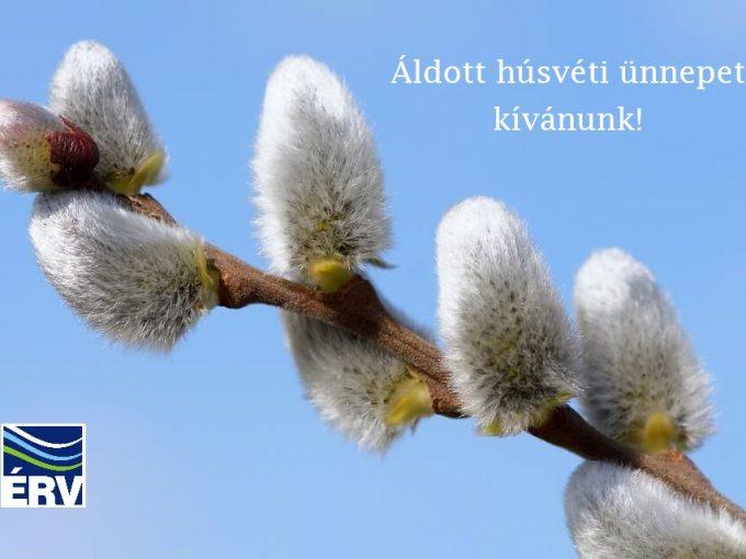 Áldott húsvéti ünnepet_ÉRV ZRT